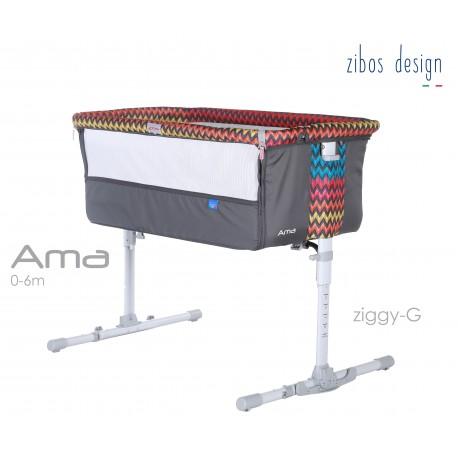 Cradle AMA - ZIGGY Gray