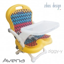 SEDIETTO Zibos AVENA ZIGGY Giallo