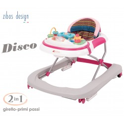 Girello Disco Zibos Candy