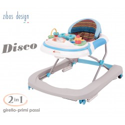 BABY WALKER Disco Zibos. CIF
