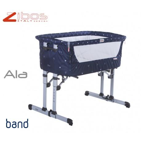 Culla Zibos ALA Bandana Blu