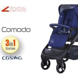 Trio Comodo 3in1 Cosmo Blu